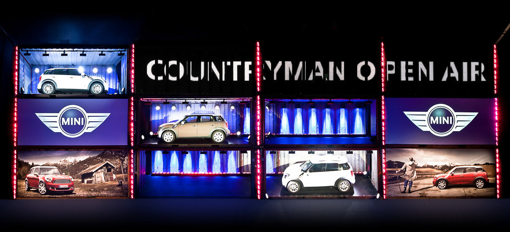Mini Countryman Open Air